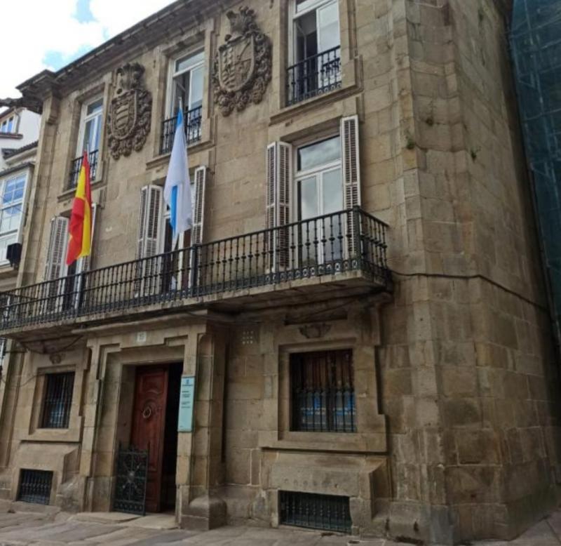 Edificio da praza de Mazarelos, nº 15