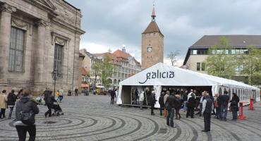 Galicia Pórtico Universal en Nürnberg