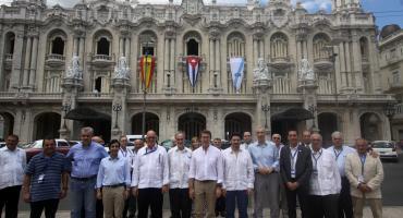 XI Pleno del Consello de Comunidades Galegas