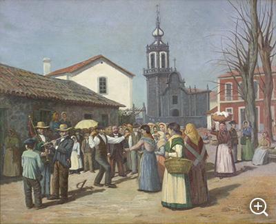Festa na rúa