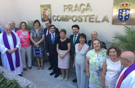A colaboración da Xunta coas entidades da diáspora garante a asistencia aos galegos  e galegas de Río de Xaneiro