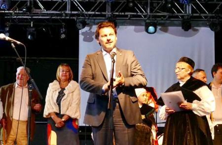 Miranda louva o apoio á proxección e mellora da imaxe de Galicia que realizan os centros galegos en Castela e León