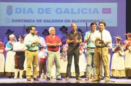 """O Consello acorda o recoñecemento de comunidade galega para a asociación """"Xuntanza de Galegos de Alcobendas"""""""