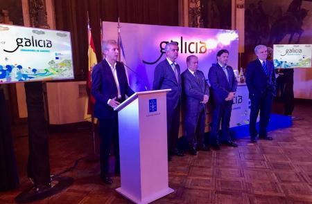 A Xunta pon en valor a cociña e produtos galegos nunhas xornadas gastronómicas para sectores profesionais en Arxentina