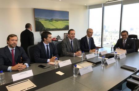 A Xunta e o Goberno de México poñen en común a importancia de fortalecer as relacións comerciais e de investimento