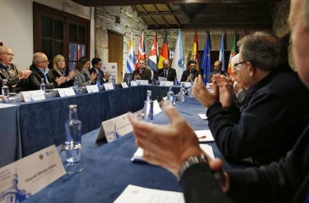Os medios de comunicación fanse eco da celebración da Comisión Delegada do Consello de Comunidades Galegas