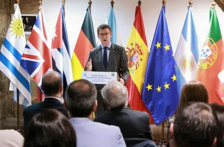 Galicia reforza o compromiso coa emigración cunha estratexia ata 2020 con novas axudas ao retorno emprendedor e bolsas de excelencia para a mocidade