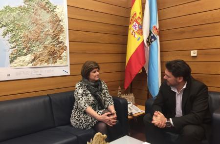 Miranda se interesa por la situación de la colectividad gallega residente en Barquisimeto, la cuarta ciudad más poblada de Venezuela