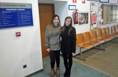Miles de kilómetros para convertirse en maestro en una universidad gallega