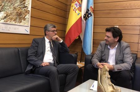 Miranda solicita colaboración a la Dirección General de Migraciones para coordinar el asesoramiento y seguimiento a las familias de las y los gallegos retornados