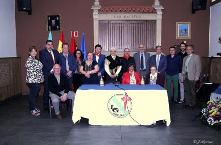 Miranda recuerda en Pamplona que nuestra lengua es patrimonio y responsabilidad de todos los gallegos y gallegas del mundo
