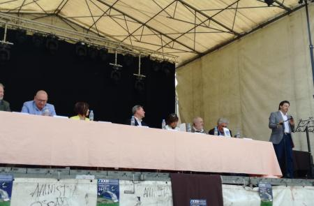 Miranda pone a los gallegos y gallegas del País Vasco como ejemplo de equilibrio entre la integración y la conservación de la identidad