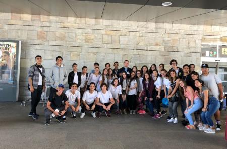 A Secretaría Xeral da Emigración recibe en Santiago ás e aos participantes da segunda quenda do Conecta con Galicia, procedentes de Venezuela e Cuba