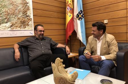 Miranda anima ás e aos empresarios galegos na República Dominicana a seguir a traballar na proxección de Galicia en Centroamérica