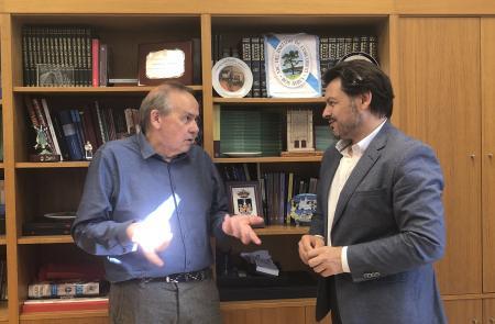 Miranda ponen el foco en los centros gallegos del exterior como principales difusores de la cultura gallega en el extranjero