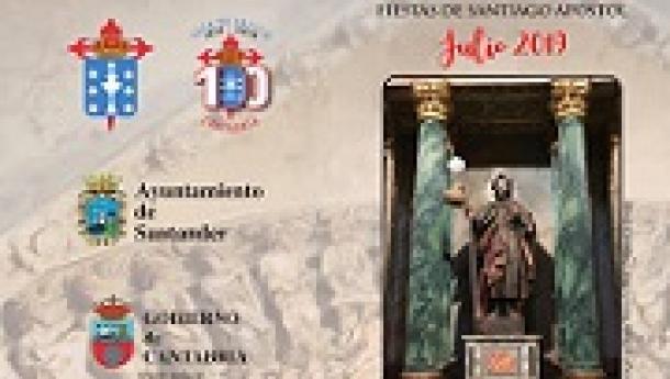 Fiestas de Santiago Apóstol 2019 del Centro Gallego de Santander