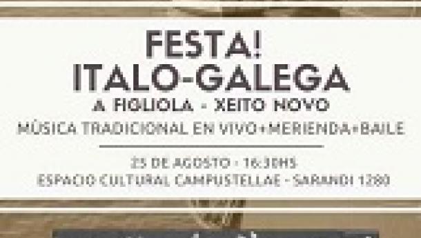 Fiesta Italo-Gallega, en Buenos Aires