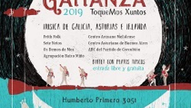 Gaitanza 2019, na Asociación Galega Residentes de Mos en Bos Aires