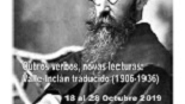 Exposición 'Outros verbos, novas lecturas: Valle-Inclán traducido (1906-1936)', en Castelló