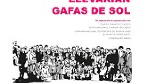 Estreno de 'Si fuesen turistas llevarían gafas de sol', en Montevideo