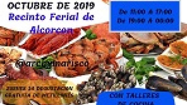IIª Feria del marisco - 2019 de la Casa de Galicia en Alcorcón