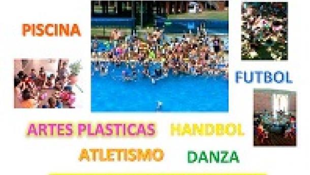 Colonia de verano 2019-2020 del Centro Gallego de Montevideo