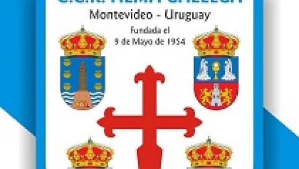 Asemblea xeral ordinaria 2020 do CRC Alma Gallega de Montevideo