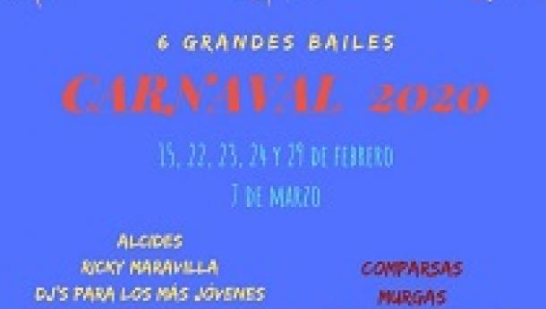 Carnaval 2020 del Centro Galicia de Buenos Aires