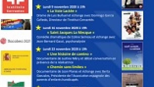 Festival de cine Compostelle 2020, en París