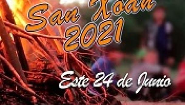 San Xoán 2021 en la Hermandad Gallega de Venezuela en Caracas