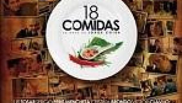 '18 comidas', cine galego en Pequín