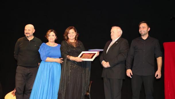 María do Ceo ofreceu un concerto na celebración do XXVº aniversario do Centro Galego de Castelló