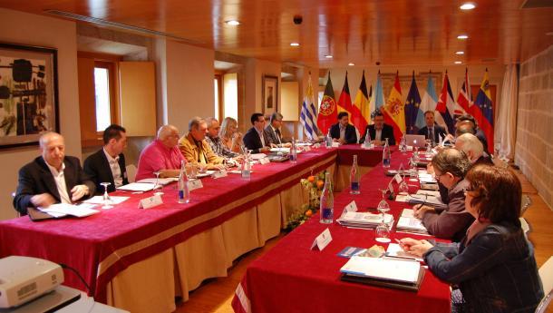 A Secretaría Xeral da Emigración traslada este ano a Comisión Delegada do Consello de Comunidades Galegas a Barcelona para amosar o seu apoio á colectividade galega en Cataluña