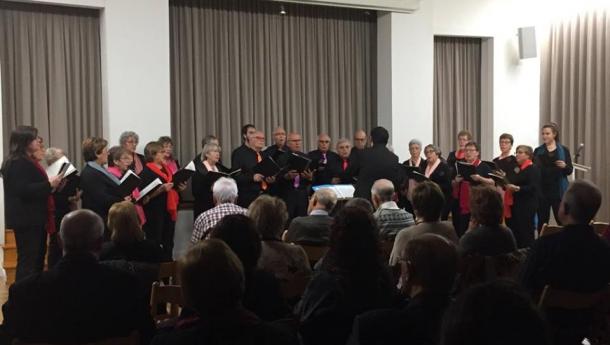 As culturas de Galicia e Cataluña, unidas pola música no Centro Galego de Barcelona