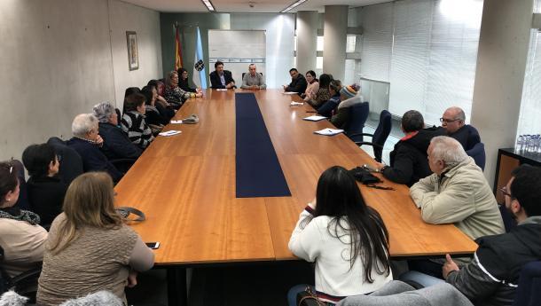 Miranda anuncia en Lugo que el portal digital de la Oficina de Retorno entrará en funcionamiento en el mes de febrero