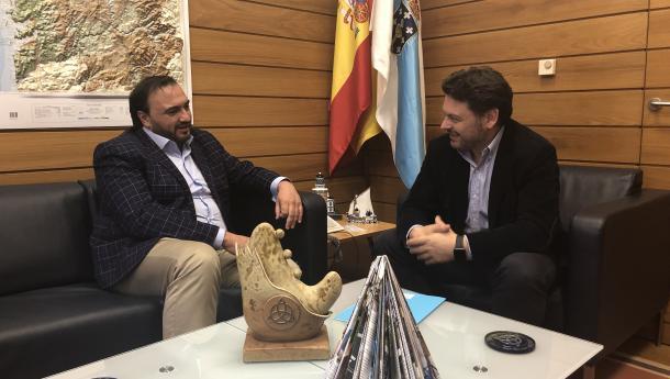 Miranda interésase pola situación da colectividade galega residente na República Dominicana