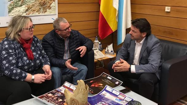 Miranda pon a celebración do medio século de vida da Casa de Galicia en Santurce como exemplo de integración galega no resto de comunidades autónomas