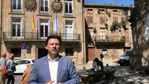 Miranda felicita á emigración galega pola medalla do Parlamento de Galicia