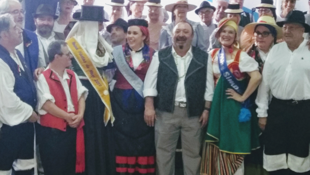 El Centro Gallego de Tenerife celebró el 20º aniversario de su fiesta de hermanamiento gallegocanario