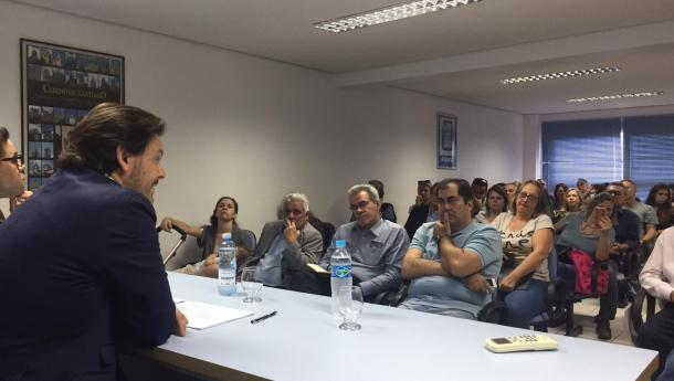Miranda leva as novidades da Estratexia Retorna 2020 ás e aos galegos de tres das principais cidades do Brasil, o terceiro país que rexistra máis retorno á comunidade