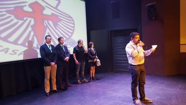 La Secretaría Xeral da Emigración participa en la 'xuntanza' de los centros gallegos de Andalucía, Extremadura y Ceuta, y en la celebración del 50 aniversario de la Casa de Galicia de Ondarroa