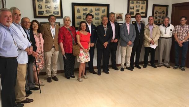 """Miranda destaca o Centenario da Casa de Galicia en Cantabria como exemplo do """"tesón, a constancia e a case infinita capacidade de traballo dos galegos"""""""