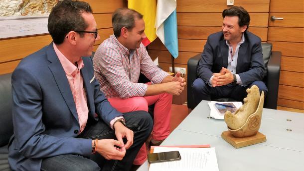 """Miranda reitera o """"compromiso permanente"""" de Galicia cos galegos e as galegas de Venezuela e agradece o """"incalculable labor"""" das entidades galegas do país"""