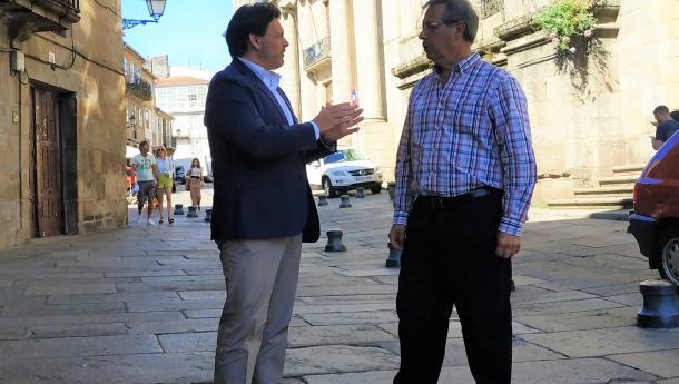 """Miranda avoga pola conservación e difusión das """"tradicións da nosa terra"""" no Centro Galego de México"""