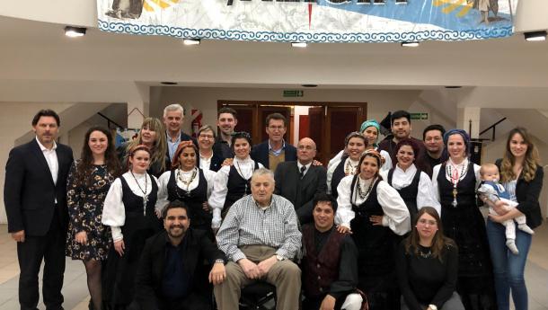 Feijóo convoca ás galegas e galegos da Arxentina a ser os mellores embaixadores do próximo Xacobeo 2021 para dar a coñecer a mellor Galicia da nosa historia