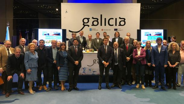Feijóo avoga por que o Centro de Hostalería de Galicia siga sendo para Arxentina un referente como xa o é na actualidade en materia de xestión hostaleira