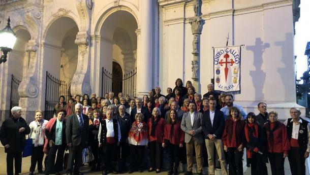 """Miranda destaca a celebración da Virxe da Saleta no Centro Lalín, Agolada e Silleda de Bos Aires como """"exemplo de galeguidade universal"""""""