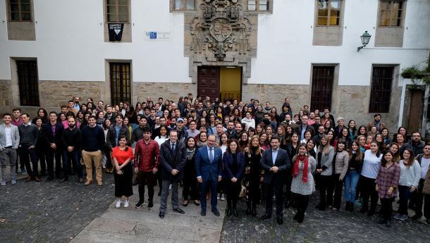 Miranda inaugura la jornada informativa de bienvenida para las y los jóvenes beneficiarios de la tercera edición de las Becas Excelencia Juventud Exterior (BEME)