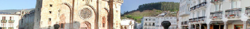 Mondoñedo - Plaza de la Catedral