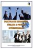 Prácticas en Organismos Públicos y Privados Internacionales
